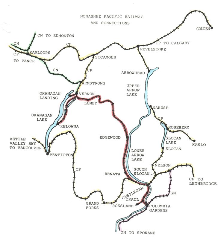 Edmonton model railroad association click to enlarge route map gumiabroncs Images
